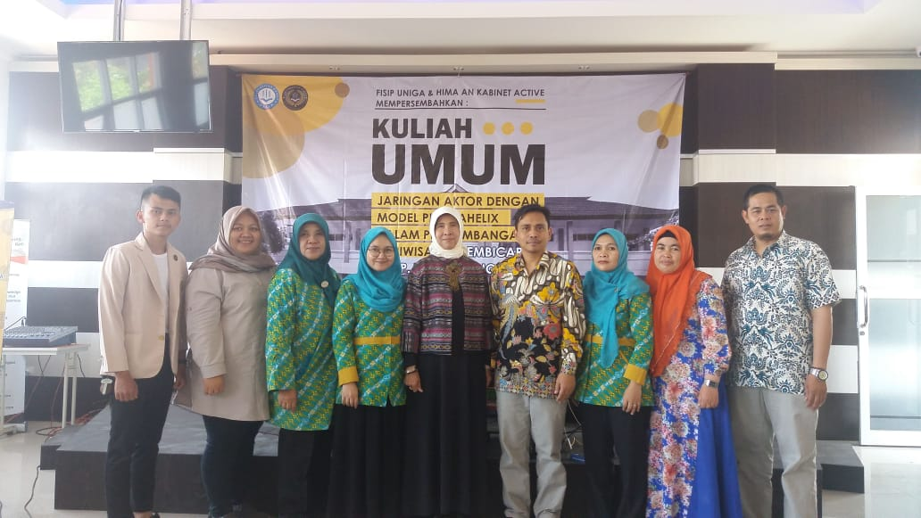 Visiting Profesor Universitas Garut